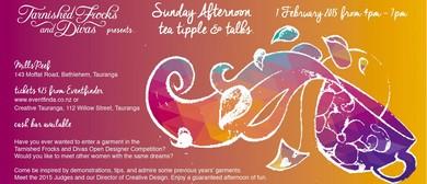 Sunday Afternoon Tea Tipple & Talks