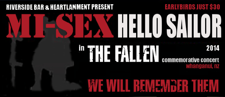 The Fallen - Mi-Sex & Hello Sailor