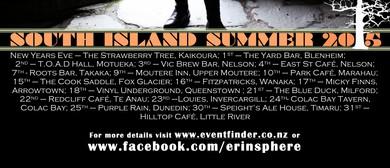 Erin & Co - The South Island Summer Tour