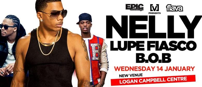 Nelly, Lupe Fiasco & B.o.B