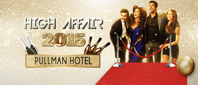 High Affair - NZ's Biggest Bollywood NYE Party