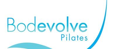Bodevolve Pilates - Pilates Mat Class (Mondays)