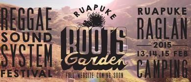 Ruapuke Roots Garden Festival