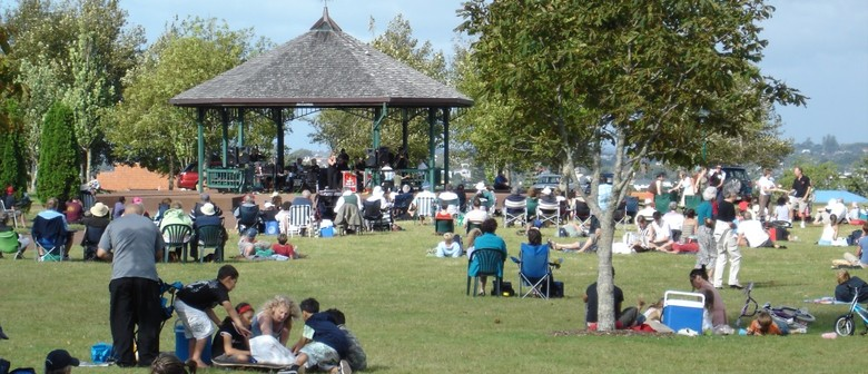 Cornwall Park Summer Music Concerts
