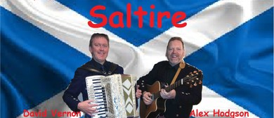 Saltire (a duo from Scotland) - Scottish show