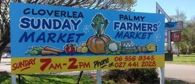 Cloverlea Sunday Market & Palmy Farmers Market