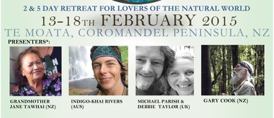 Hear the Earth Retreat with International Guest Presenters