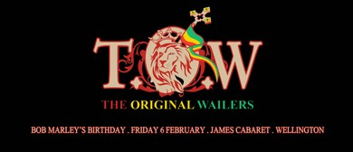 The Original Wailers - Bob Marley's Birthday