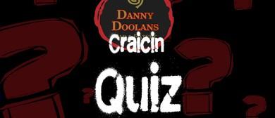 Danny Doolan's Craicin' Quiz