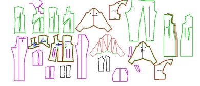 Pattern Making for Clothes - Beginner and Advanced Level
