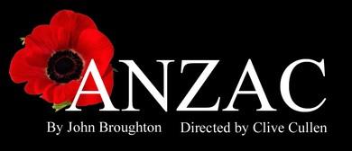 ANZAC by John Broughton