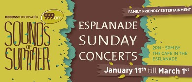 Sounds of Summer: Esplanade Sunday Concerts