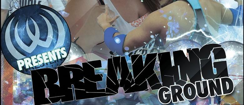 I.W.I presents Breaking Ground