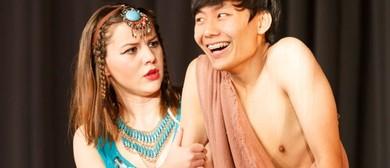 SGCNZ Wellington Regional UOSW Shakespeare Festival