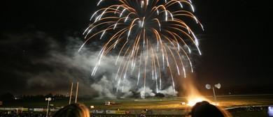 Manfeild Fireworks Spectacular
