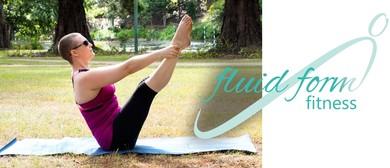 Pilates In The Park - Arohanui Hospice Fundraiser