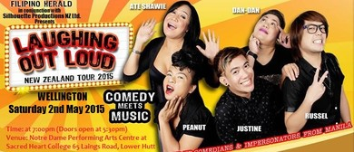 Laughing Out Loud New Zealand Tour
