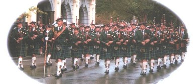 Summer in the Park with the City of Hastings Pipe Band
