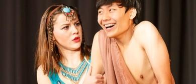 SGCNZ Tai Tokerau Regional UOSW Shakespeare Festival