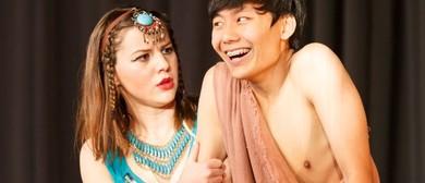 SGCNZ Wanganui/Manawatu/Rangitikei UOSW Shakespeare Festival