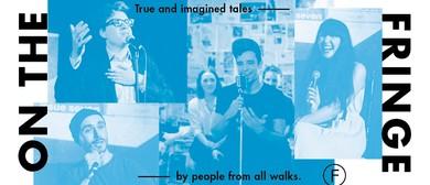 The Watercooler issue 13 On The Fringe (Auck Fringe Fest)