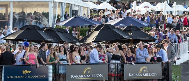New Zealand Bloodstock Karaka Million - Twilight Races
