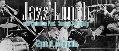Jazz Lunch with Thelonious Punk