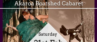 Akaroa Boatshed Cabaret