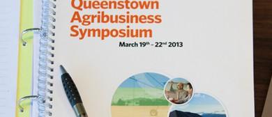 Queenstown Agribusiness Symposium