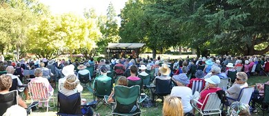 Summer in the Park - Show Tunes and Opera