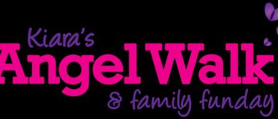 Kiara's Angel Walk & Family Fun Day - Te Ara Tahuna Walkway