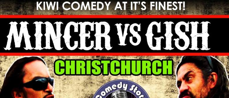 Gish vs. Mincer