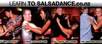 Beginners Salsa Course - Level One