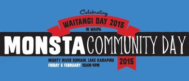 Monsta Community Day