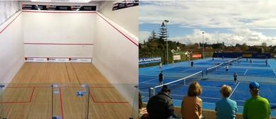 Royal Oak Racquets Club Open Day