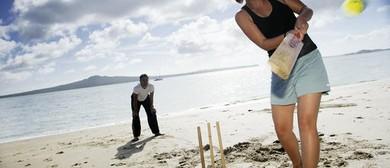 Hyundai Beach vs Beach Cricket Cup