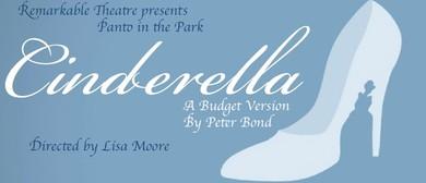 Panto in the Park - Cinderella