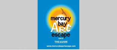 Mercury Bay Art Escape Open Studio Tour