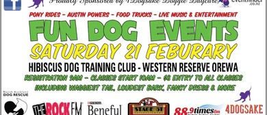 Fun Dog Events