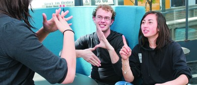 New Zealand Sign Language 2