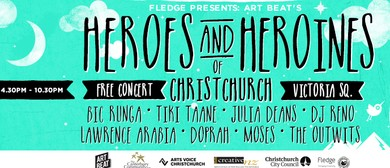 Heroes and Heroines of Christchurch Concert
