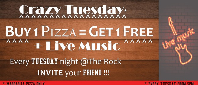 Crazy Tuesday Live Music