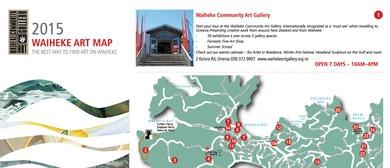 Waiheke Art Map Listers 2015