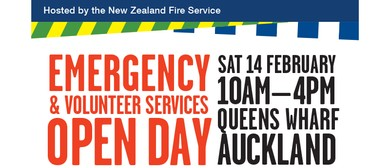 Staying Alive - Volunteer & Emergency Services Open Day