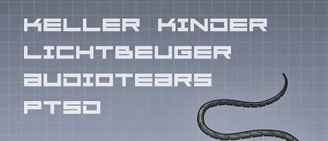 Keller Kinder, Lichtbeuger, and guests