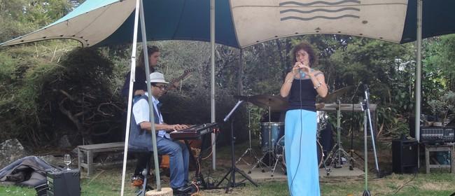 Maria O'Flaherty and the Ben Fernandez Quartet