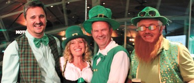 O'Party - Mercy Hospice St Patrick's Dinner & Dance