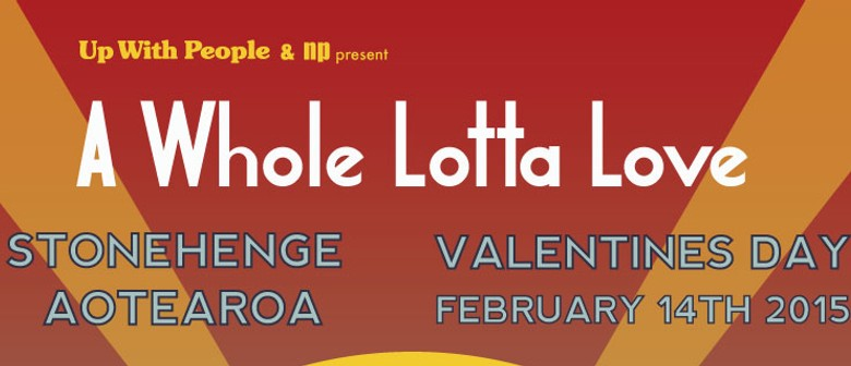 A Whole Lotta Love Valentines Led Zep Concert