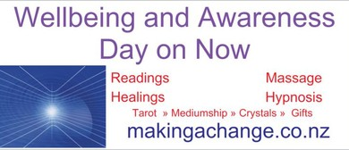 Psychic and Healing and Wellbeing Day