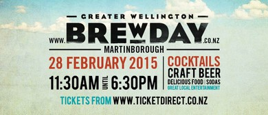 Greater Wellington Brewday
